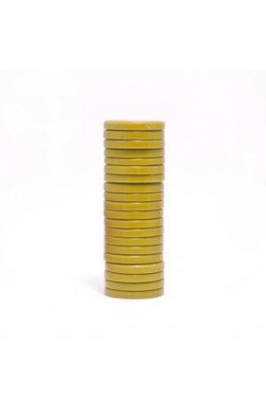 Vosak disk žuti 400gr