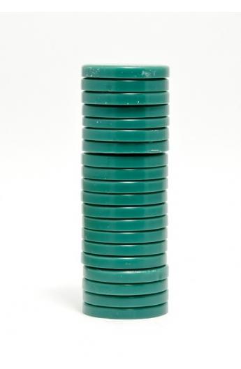Vosak disk zeleni 400gr