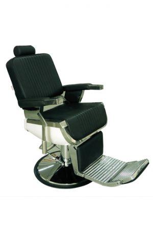 Berberska stolica ADUR  5218 - A30 crna
