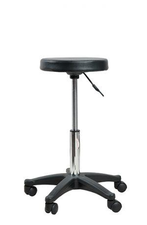 Stolica za frizera IRIRI  7215 CRNA