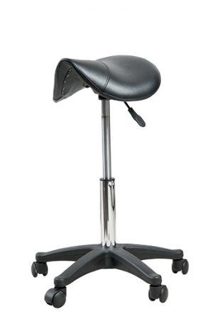 Stolica za frizera TAGUS  7232  CRNA