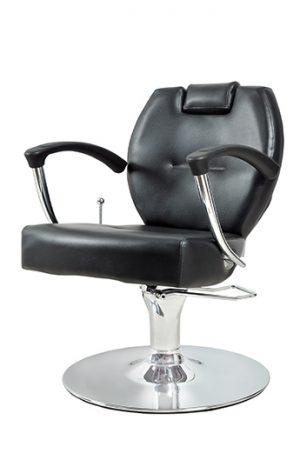 Berberska stolica DON  3208 - A16 crna