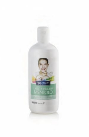 "Mleko posle depilacije MENTA ""PREMIUM""  500ml"