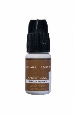 JN Lashes Lepak za trepavice Master Gold 5ml
