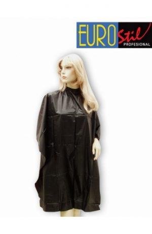 Ogrtač za šišanje i farbanje crni  1988/50
