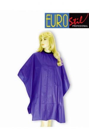 Ogrtač za šišanje i farbanje plavi  1988/59