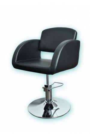 Radna stolica NEN  6977 - P4(KRUG) crna