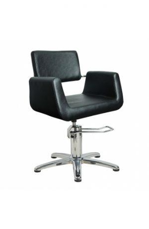Radna stolica PLATTE  6916 - P2(ZVEZDA) crna